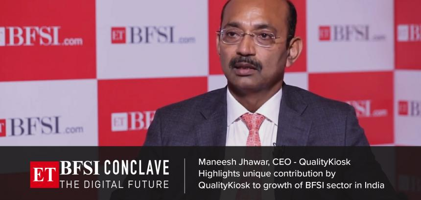 QualityKiosk Participates in Economic Times BFSI CXO Conclave 2019 in Mumbai