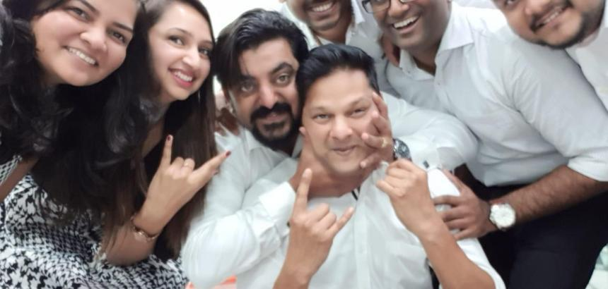 QUALITYKIOSK EMEA OFFICE CELEBRATES BLACK & WHITE DAY ON 19TH SEPTEMBER, 2019