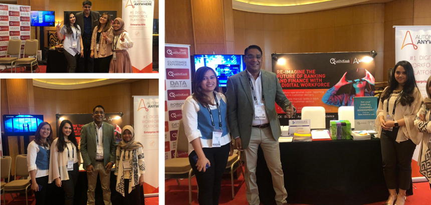 QUALITYKIOSK PARTICIPATES IN INDONESIA BFSI INNOVATION SUMMIT BETWEEN 3RD- 4TH SEPTEMBER, 2019